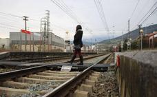 La obra del paso subterráneo de la estación de Amurrio empezará en 2020