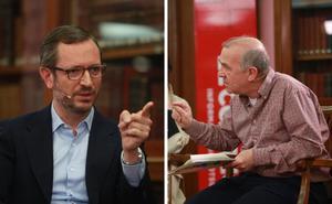 «Eres un miserable y me repugna verte aquí sentado», le espeta Maroto al candidato de EH Bildu