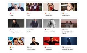 Apuestas Eurovision 2019: los favoritos