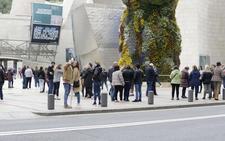 El Guggenheim roza las 30.000 visitas en Semana Santa