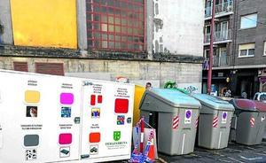 Ermua es el municipio que menos residuos recicla en Debabarrena