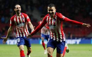 El Atlético se entrega para retrasar una certeza matemática