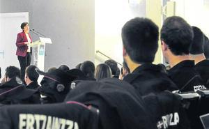 Covite acusa al Gobierno vasco de obviar la lucha contra ETA en la formación de los ertzainas