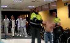 Reingresa en prisión el joven que empotró su coche contra las Urgencias de Basurto