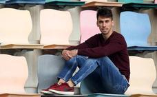 «En la jornada 38 estaremos en puestos de play-off», afirma Xabi Galán