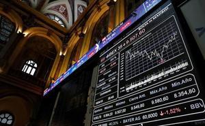 La banca pesa contra el Ibex