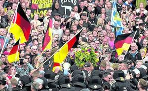 Nostalgia imperial: miles de alemanes luchan por reinstaurar el viejo Reich