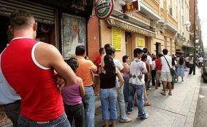 Euskadi supera los 64.000 trabajadores extranjeros afiliados a la Seguridad Social