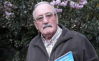 El amurriano Alberto Luengas desvela en su último libro los secretos de Sierra Salvada