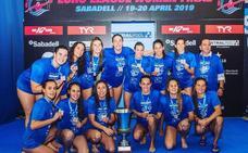 El CN Sabadell logra su quinta Copa de Europa
