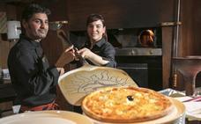 Dolomiti: recetas italianas y guisos alaveses en Vitoria