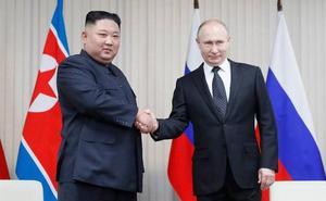 Kim Jong-un reaviva los «vínculos históricos» con Rusia