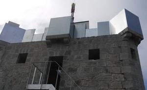 La azotea del torreón del Serantes tendrá un coste añadido