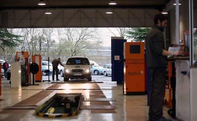 Transportistas denuncian que el colapso de las ITV les hace perder días de trabajo