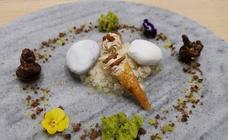 Berasategui selecciona un menú con diez platos emblemáticos
