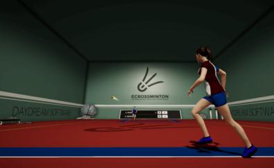 e-Crossminton: el primer videojuego oficial de crossminton tiene sello canario