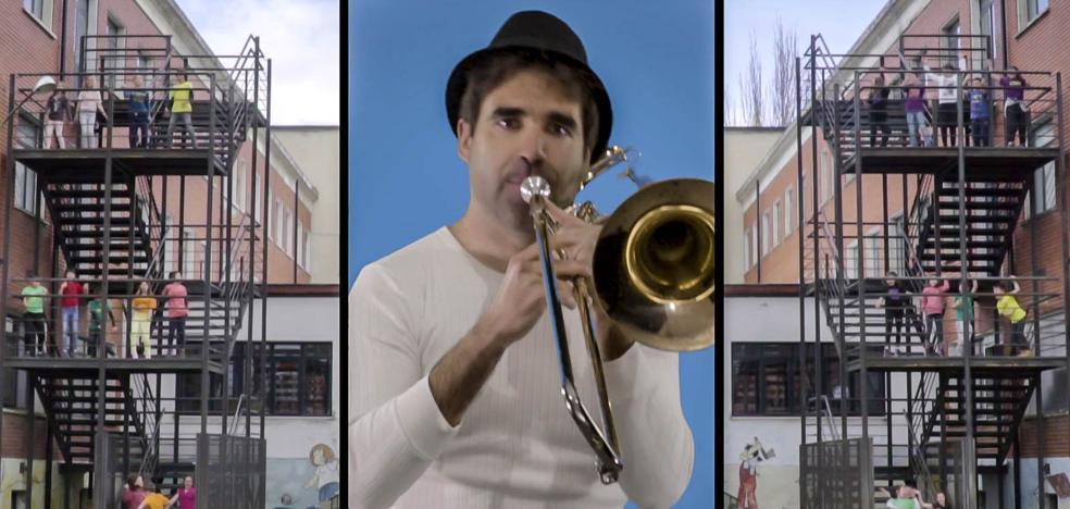 Los ritmos del jazz de Nueva Orleans ponen la banda sonora del Araba Euskaraz 2019