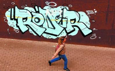 Identificados los grafiteros más activos