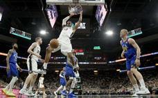 Los Spurs vencen a los Nuggets y fuerzan el séptimo partido