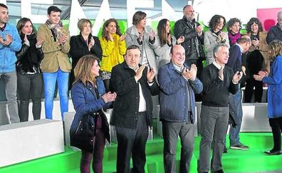 Ortuzar afirma que votar al PP «pone en riesgo» la foralidad por sus pactos con Cs