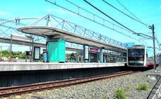 Ibarbengoa dejará de ser una estación de metro fantasma a partir de septiembre
