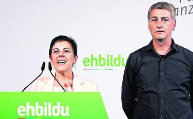 Bildu dobla su representación en Madrid