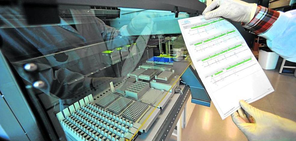Un informe de la Ertzaintza dice que los retrasos en el laboratorio entorpecen las investigaciones