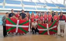 Buen papel de la selección femenina de Euskal Herria en México