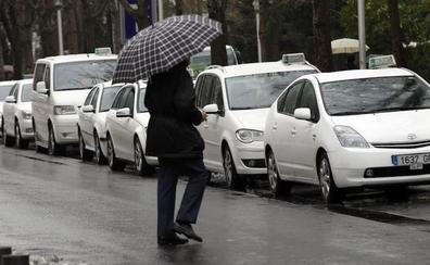 Se va sin pagar de un taxi en Vitoria y acaba en un calabozo