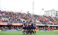 El Barcelona, primer equipo español en la final de Champions