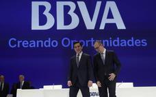 BBVA ganó 1.164 millones en el primer trimestre, un 9,8% menos