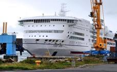 Controlado el incendio declarado en un ferry que viajaba de Reino Unido a Santander
