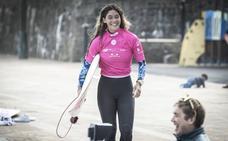 Garazi Sánchez: «Mi objetivo será quedar lo mejor posible»