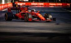 Italia clama contra Vettel: «Se conforma con los puntos»