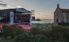 Las limitaciones de Costas llevan el festival de Mundaka a Bermeo