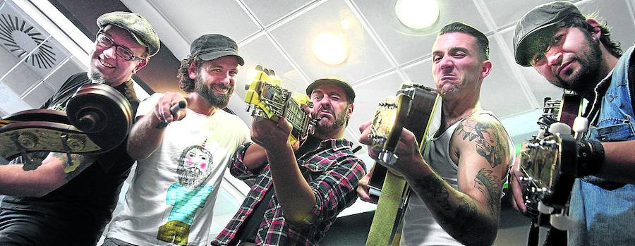 Nueve grupos darán ritmo a la tercera edición del Lemoa Kustik Fest