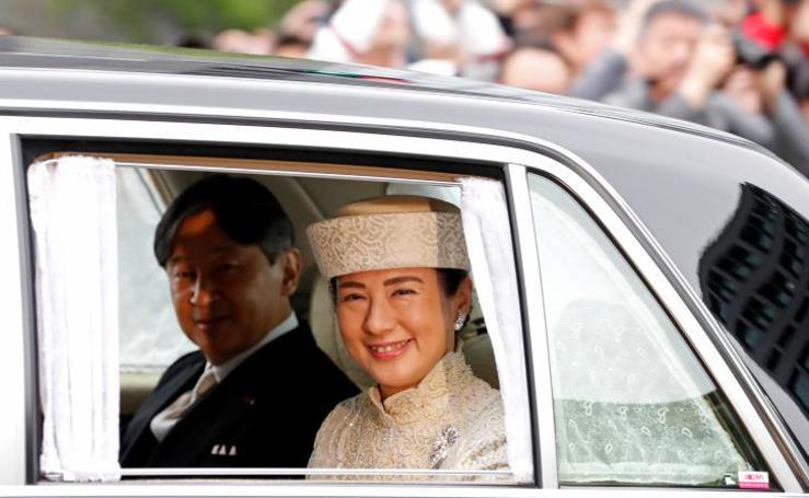 La ceremonia de la abdicación del emperador Akihito, en imágenes