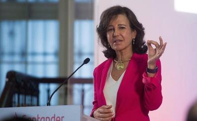 Santander reduce un 10% su beneficio por la desaceleración de los países donde opera