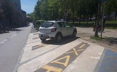 El auzo-taxi conectará desde mañana los barrios rurales con el centro de Markina