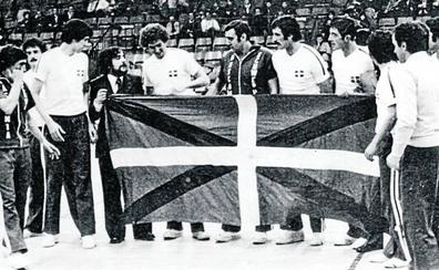 El equipo de Euskadi