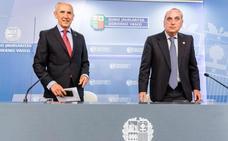 El Gobierno vasco descarta un adelanto electoral tras los resultados de PNV y PSE en las generales