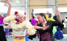 Galdakao se viste de lunares para celebrar su Feria de Abril