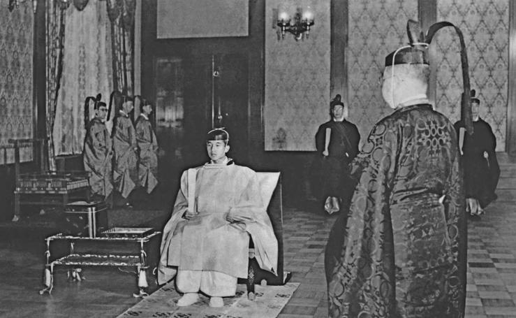 El emperador Akihito a través de los 30 años de reinado
