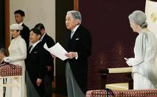El emperador Akihito ya es historia en Japón