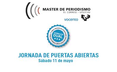 Master oficial de periodismo en España con reconocimiento europeo