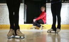 «El patinaje artístico tiene un problema en España: hay muy pocas pistas de hielo»