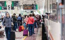 Renfe aumenta las plazas de los trenes que conectan Vitoria con Madrid y Galicia