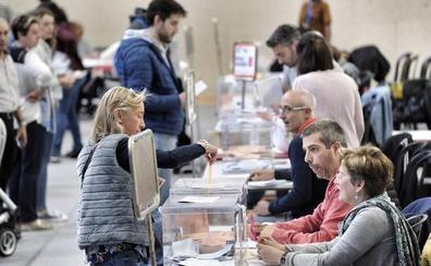 ¿Cómo ha cambiado el voto en los barrios de Vitoria en las cinco últimas elecciones?