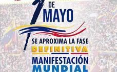 Venezolanos pro y contra Maduro se movilizan en Bilbao
