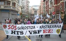 Barakaldo Naturala pone en marcha una campaña de firmas contra la Variante Sur Ferroviaria